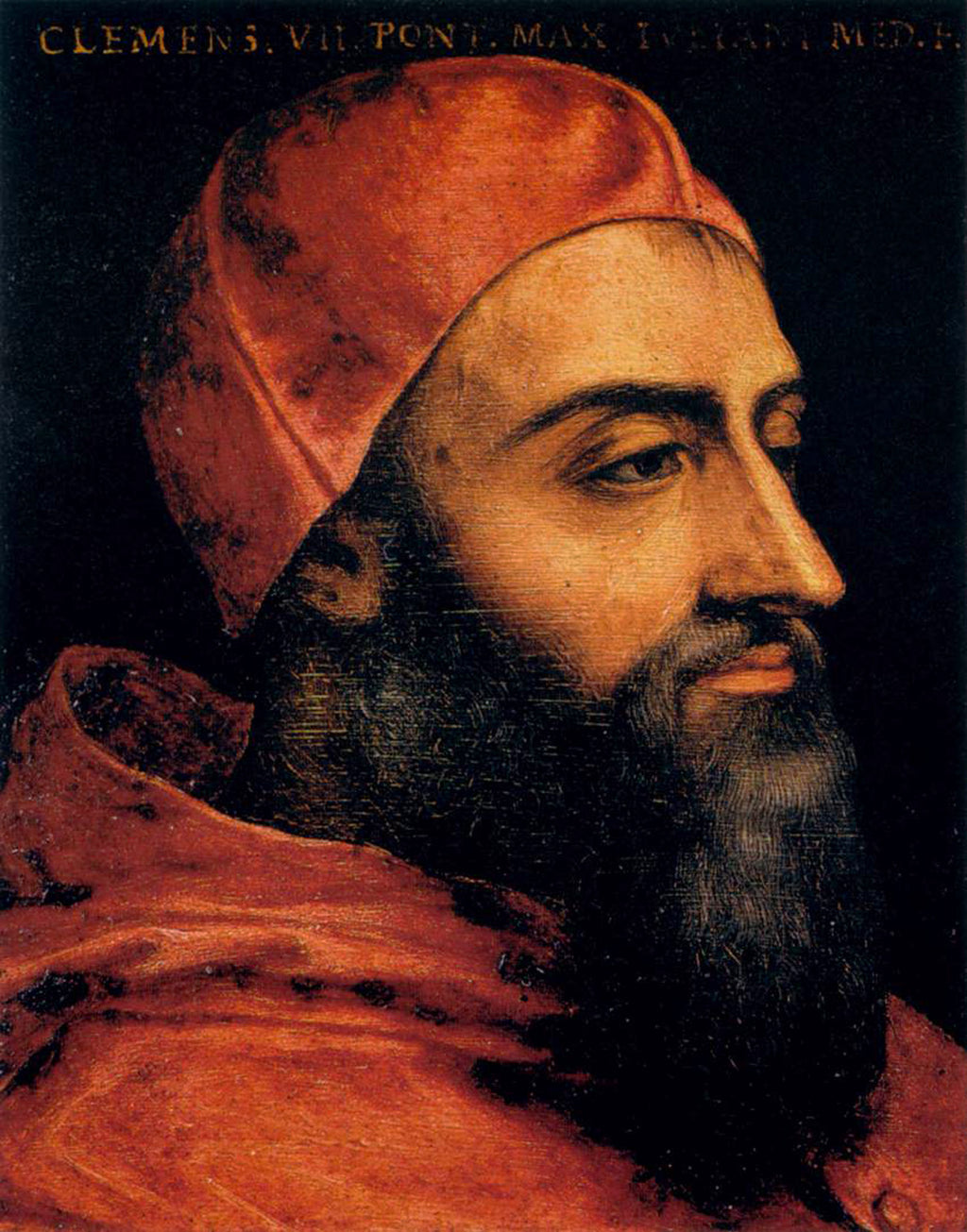 Portrait of Pope Clement VII