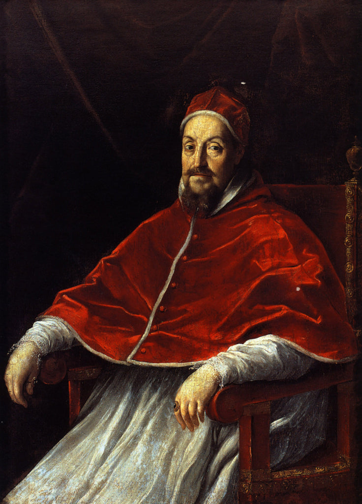 Portrait of Pope Gregory XV