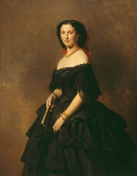 Portrait of Princess Elizaveta Alexandrovna Tchernicheva