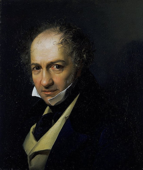 Portrait of Professor Angelo Boucheron