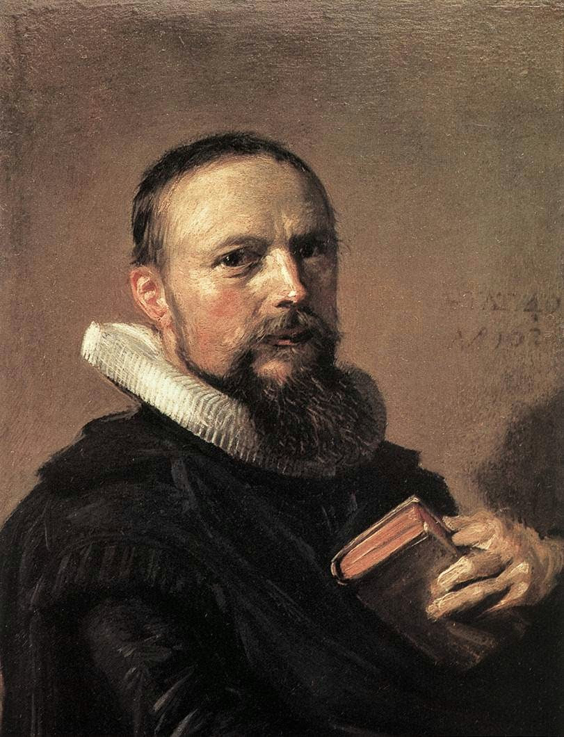 Portrait of Samuel Ampzing