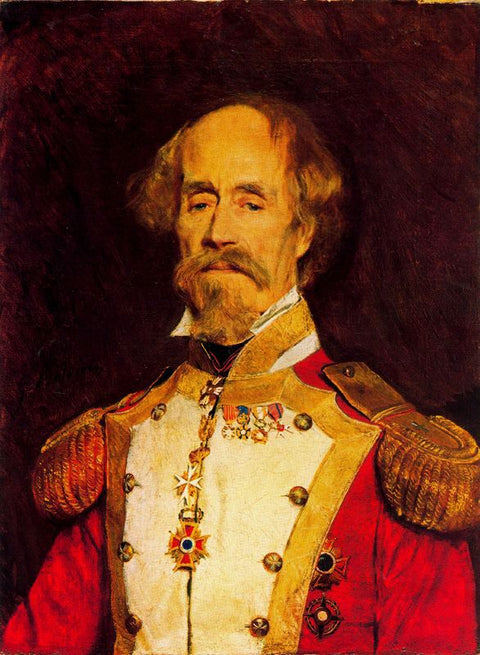 Portrait of Spanish General