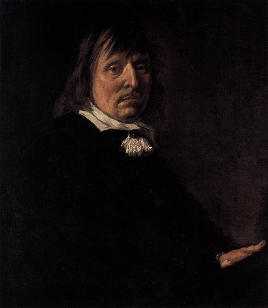 Portrait of Tyman Oosdorp