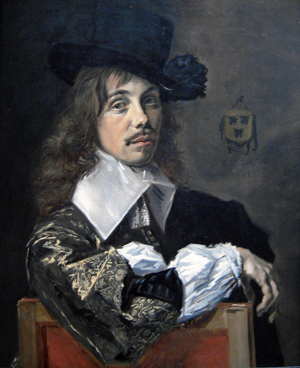 Portrait of Willem Coymans