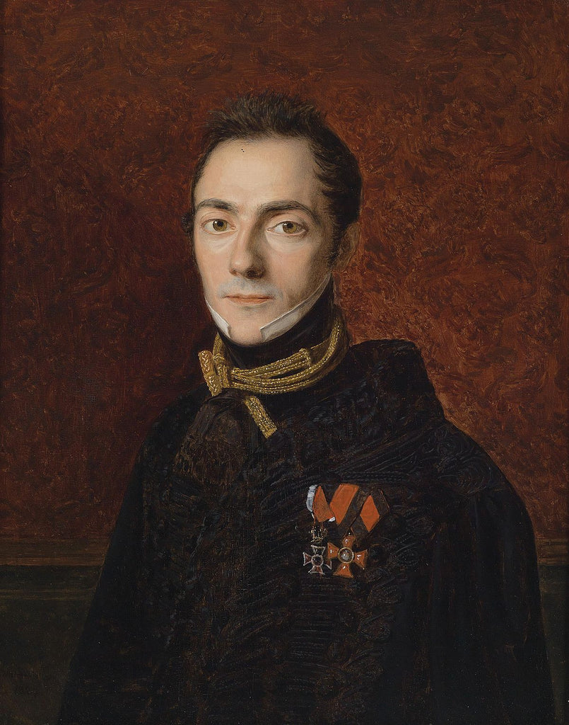 Portrait of a Count Apponyi
