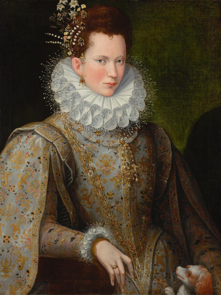 Portrait of a Lady of the Court