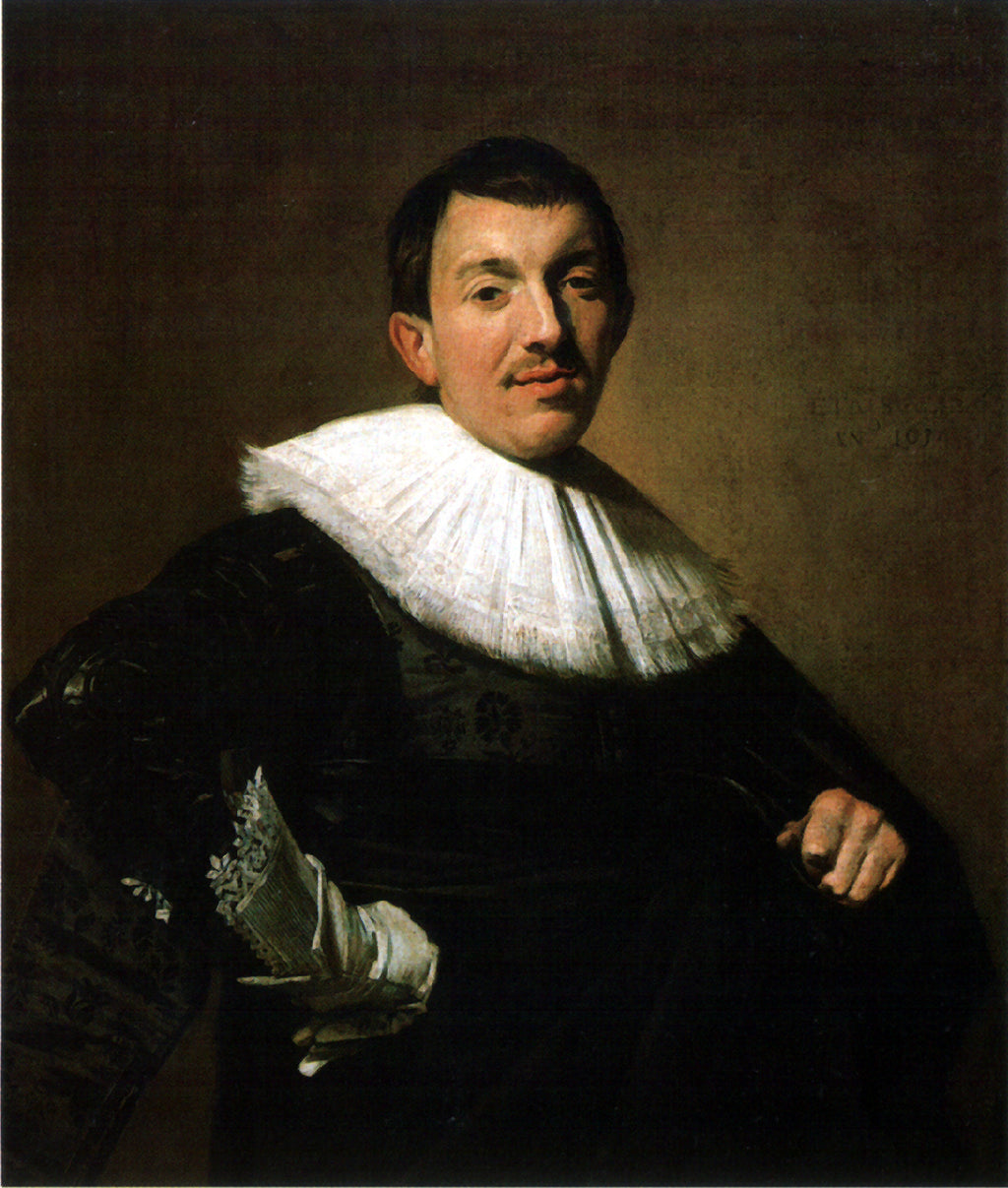 Portrait of a Man VIII