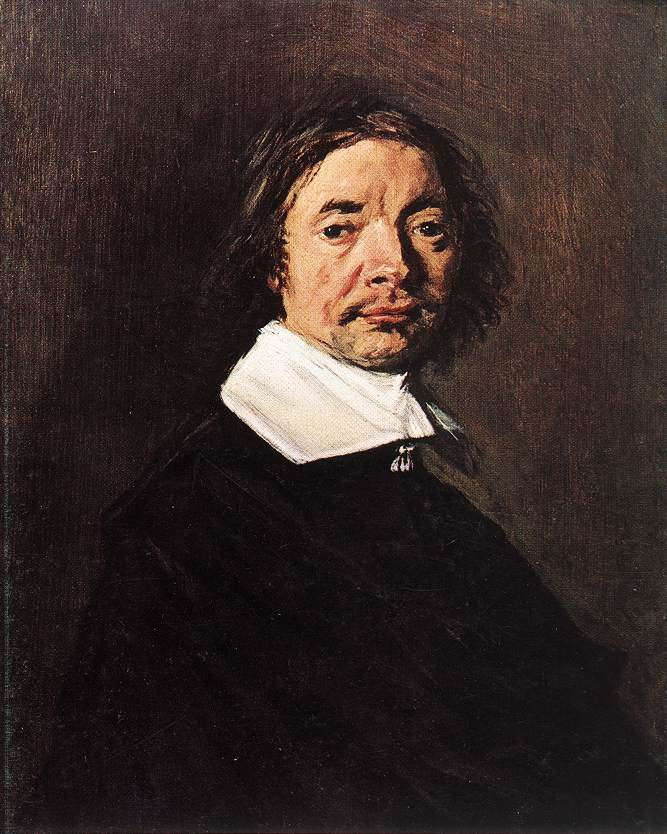 Portrait of a Man XVIII