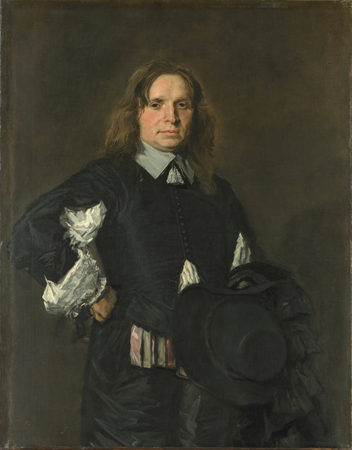 Portrait of a Man XVII