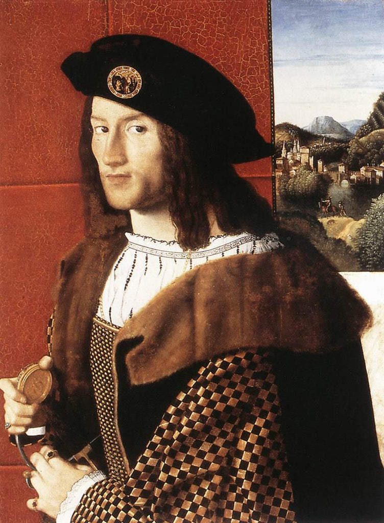 Portrait of a Noble Man I