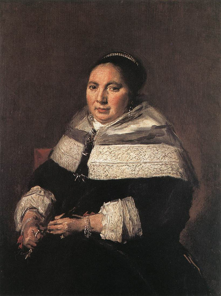 Portrait of a Seated Woman I
