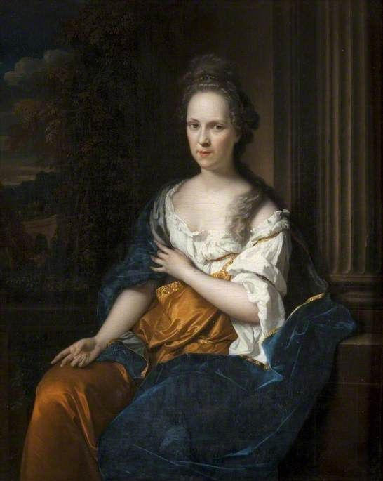 Portrait of a Woman Aged 33