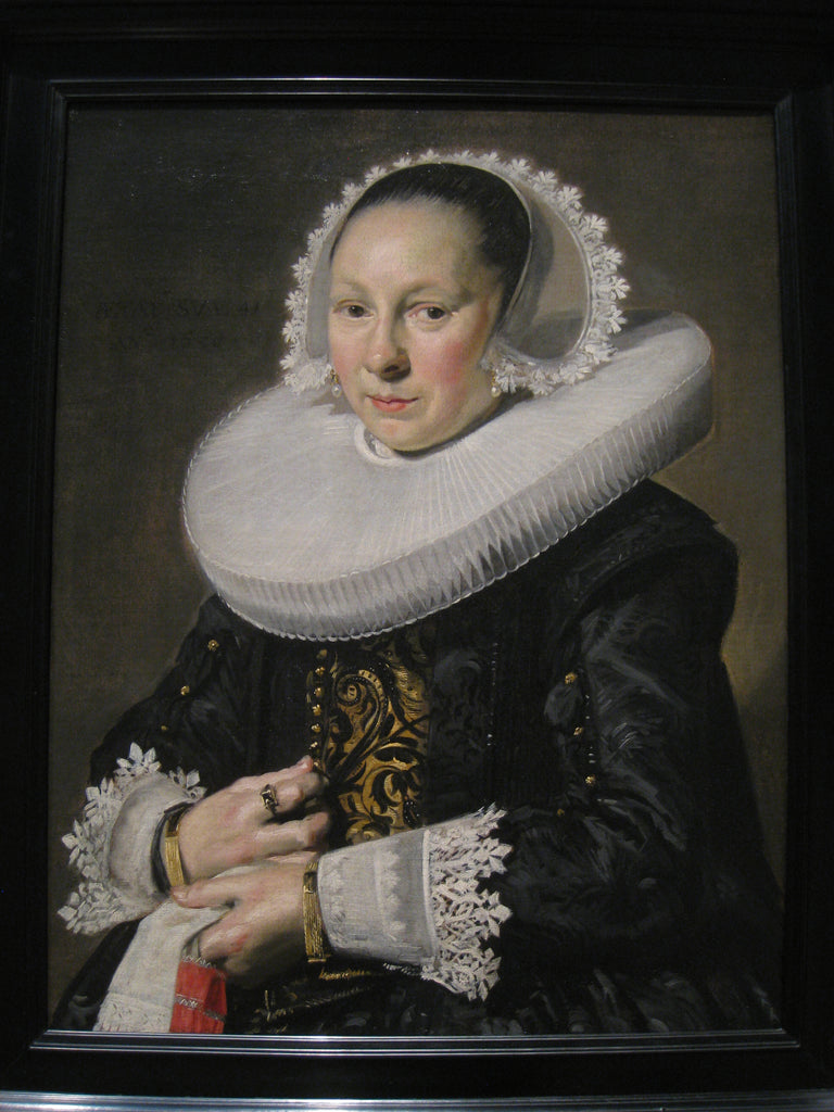 Portrait of a Woman III