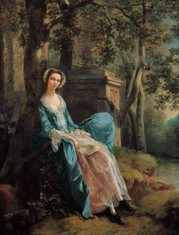 Portrait of a Woman (possibly of the Lloyd Family)