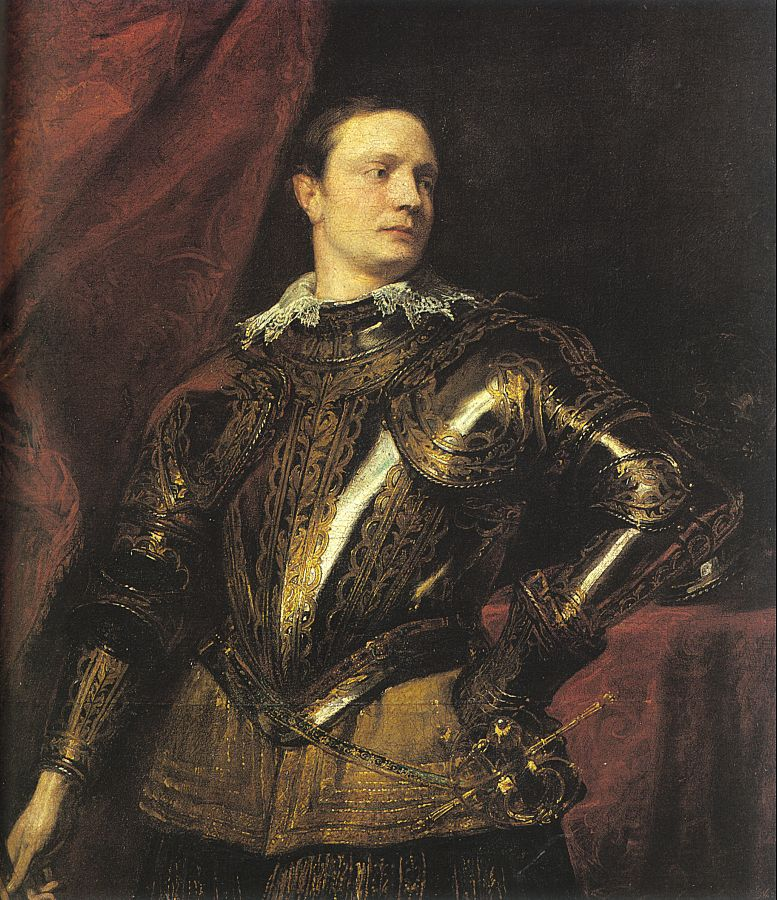 Portrait of a Young General