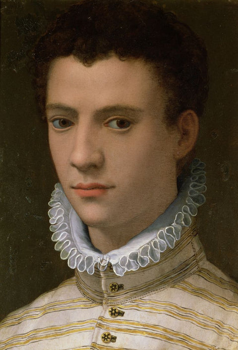 Portrait of a Young Man(2)
