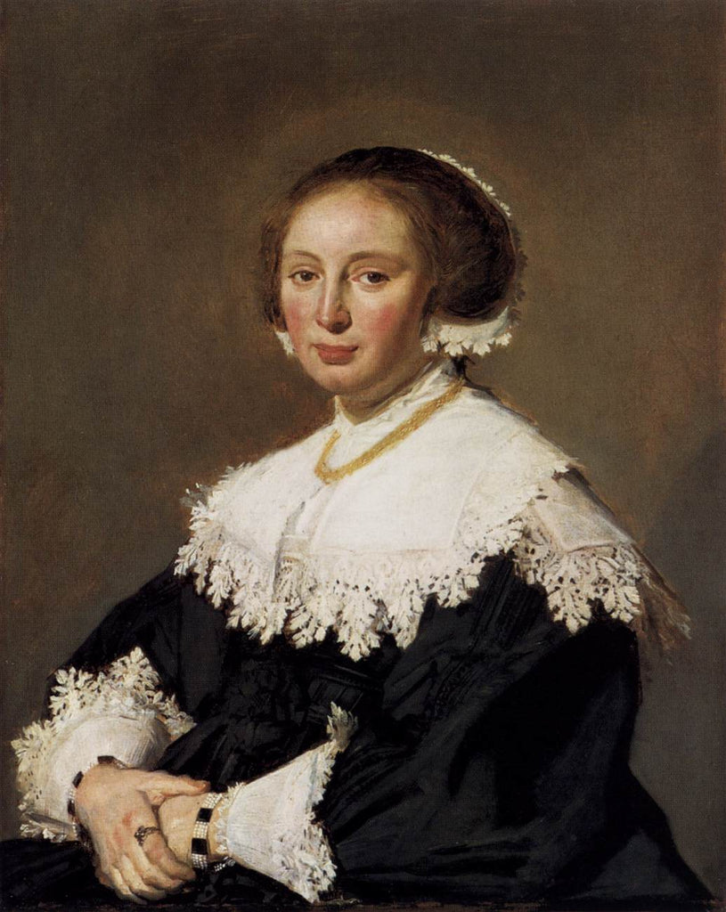 Portrait of a woman I