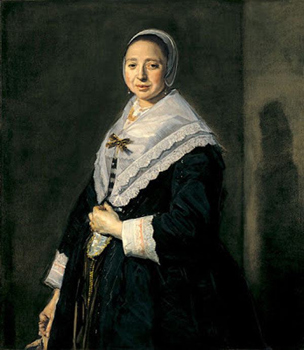 Portrait of a woman VIII