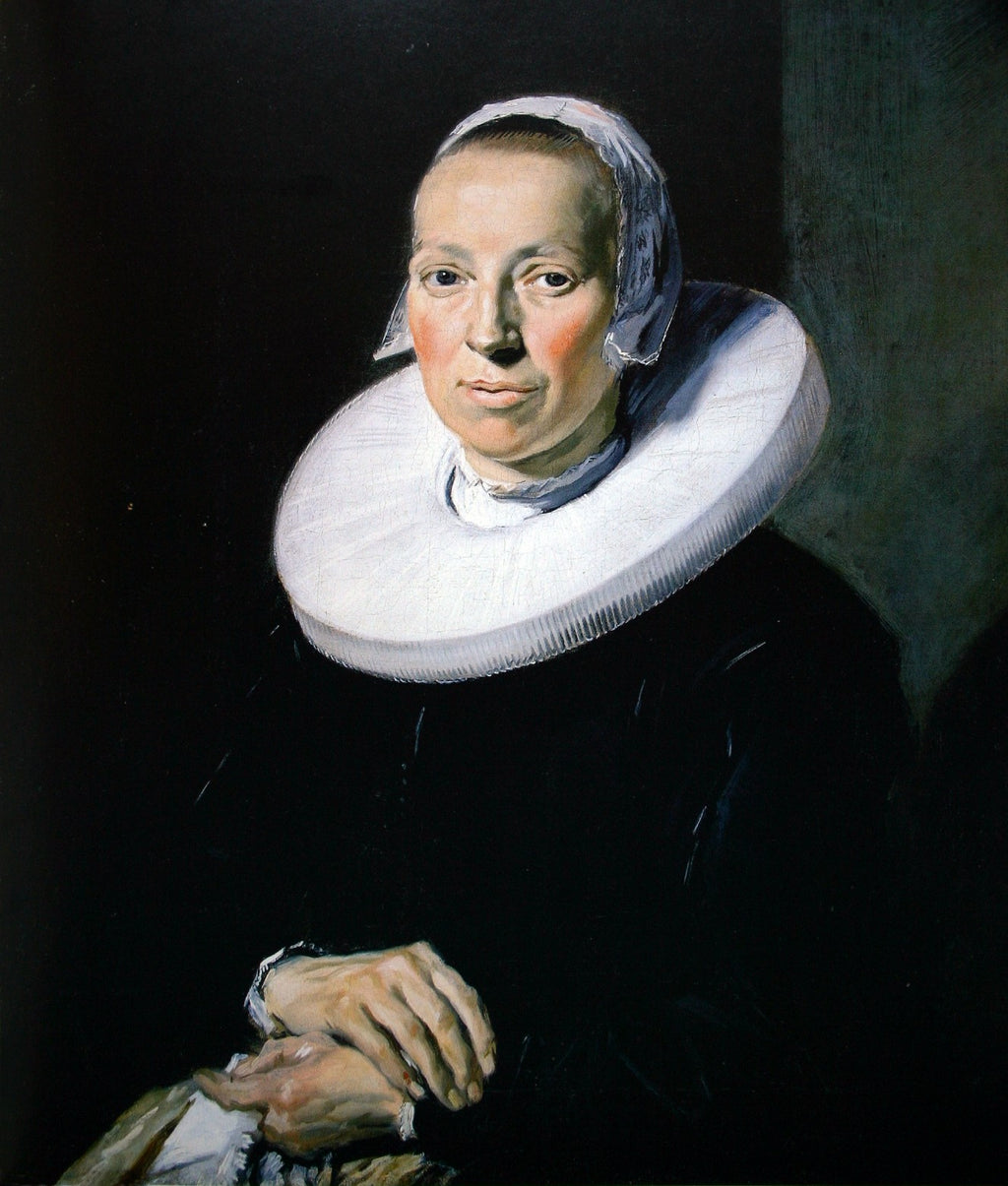Portrait of a woman V