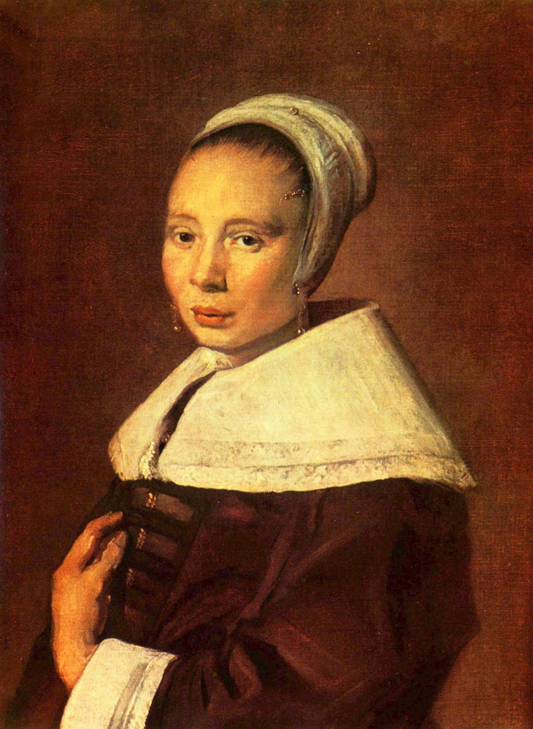 Portrait of a young woman I
