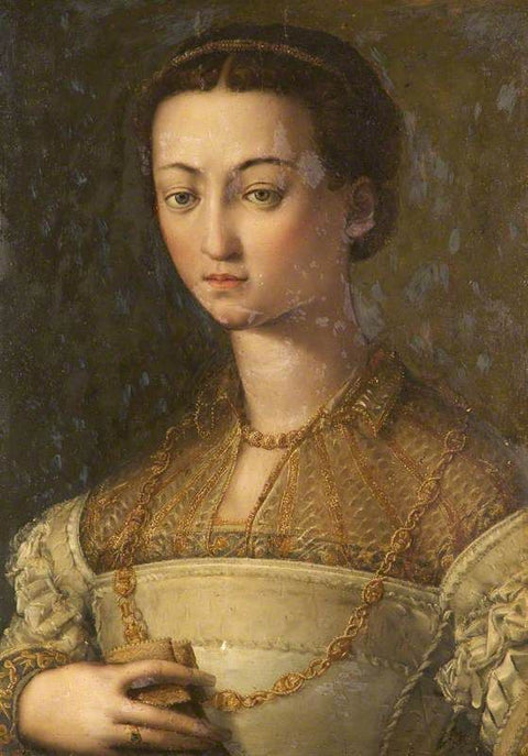 Portrait of an Unknown Lady (possibly a member of the Medici family)