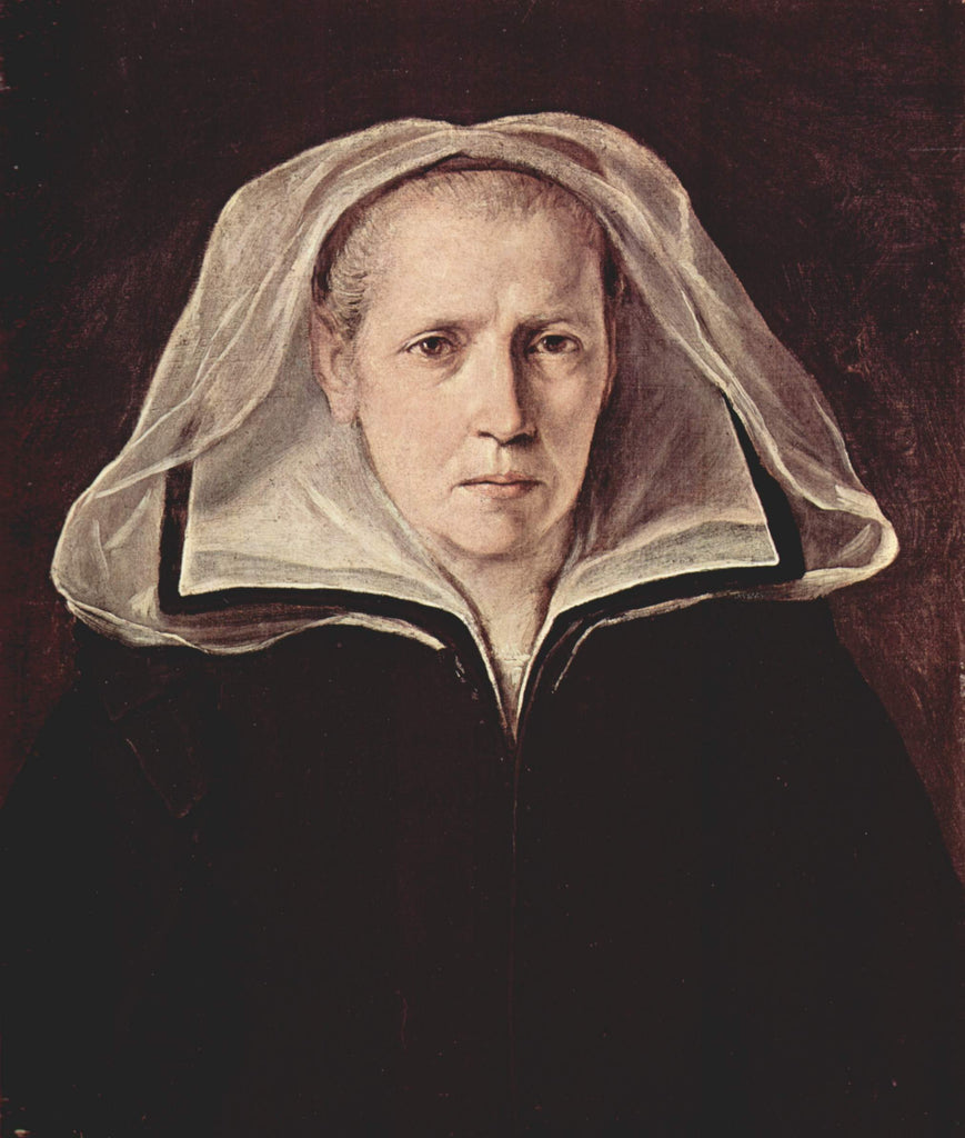 Portrait of the Artist`s Mother