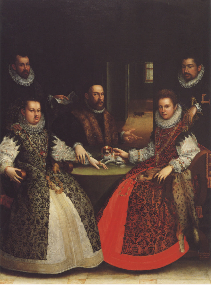 Portrait of the Coozzadini Family