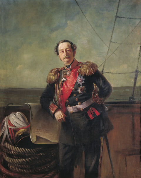 Portrait of the Count Nikolay Muravyov-Amursky