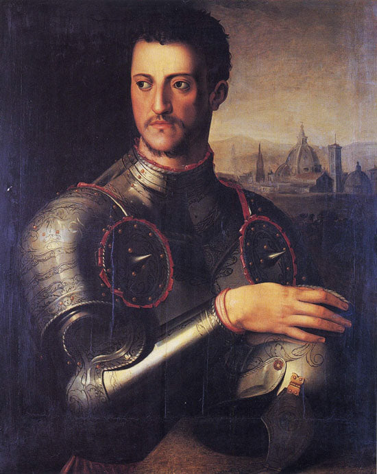 Portrait of the Grand Duke Cosimo I de' Medici