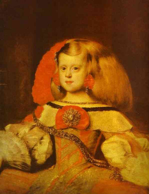 Portrait of the Infanta Margarita I