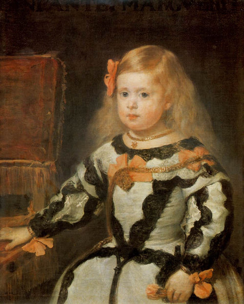 Portrait of the Infanta Maria Marguerita