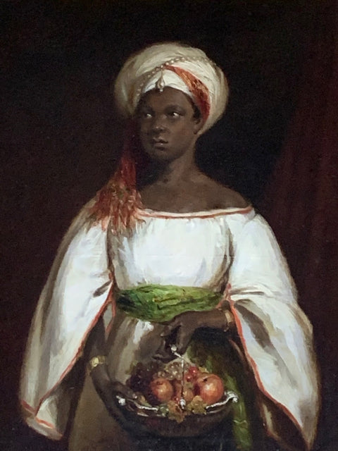 Portrait of a Moorish Lady
