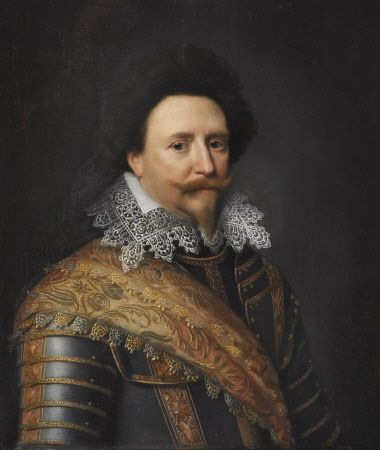 Prince Frederick Henry, Prince of Orange, Stadhouder of the United Provinces