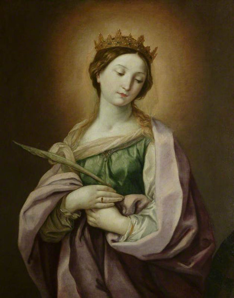 Saint Catherine I