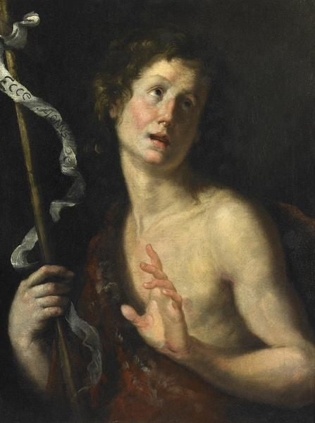 Saint John The Baptist II