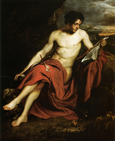 Saint John the Baptist in the Wilderness