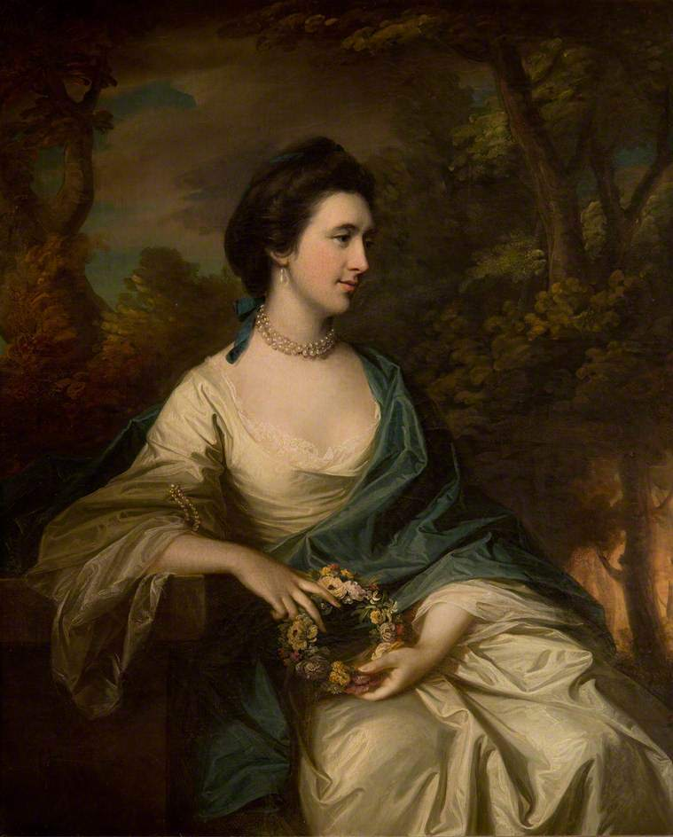 Sarah Bacon, Mrs Pryse Campbell