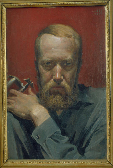 Self-portrait I