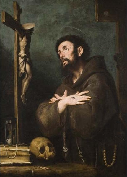 St. Francis in Ecstasy I