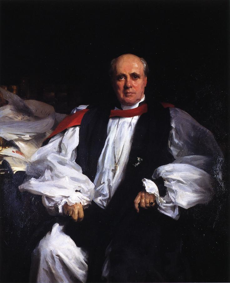 The Archbishop of Canterbury (Randall Thomas Davidson)
