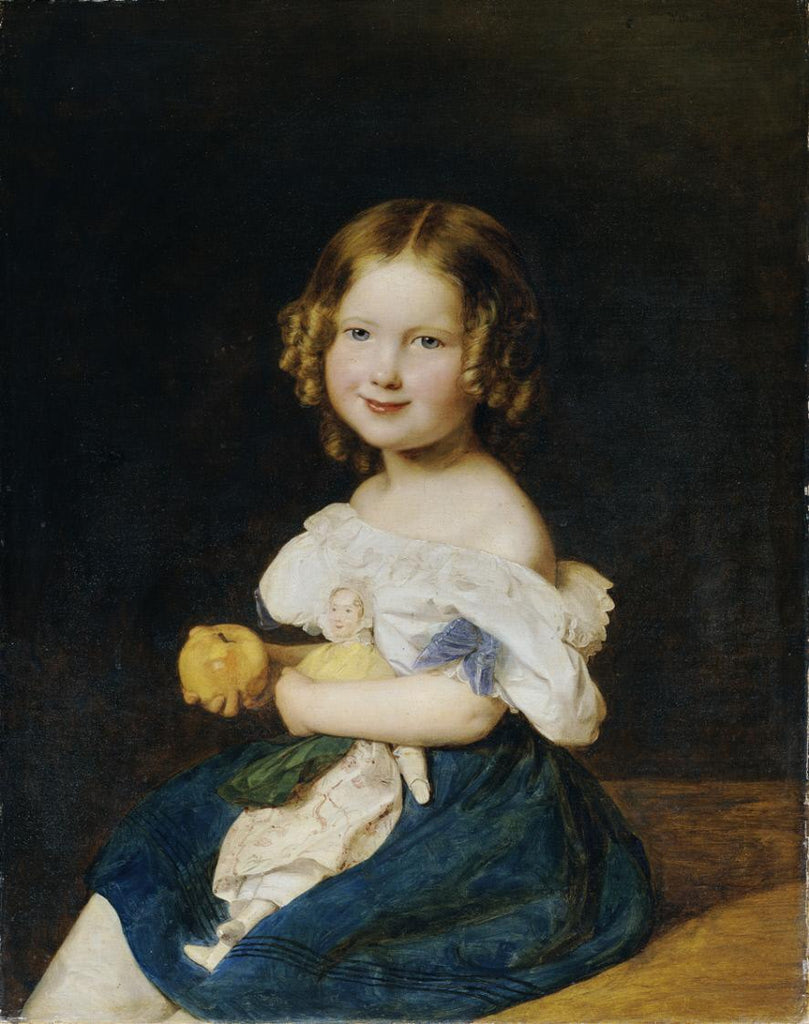 The Daughter of Johann and Magdalena Werner