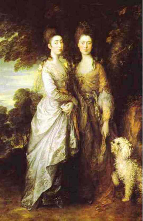 The Painter's daughters
