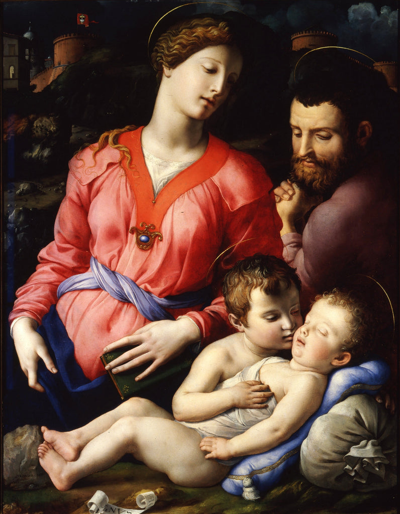 The Panciatichi Holy Family