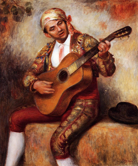The Spanish Guitarist