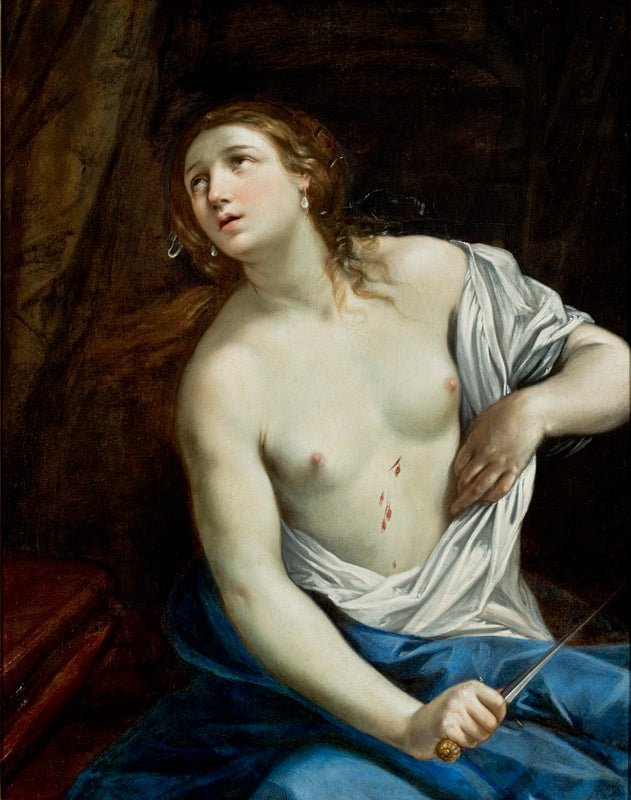 The Suicide of Lucretia