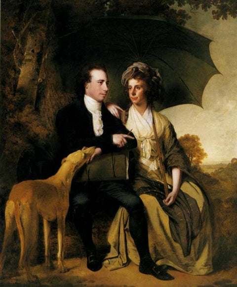 Thomas Gisborne and his Wife Mary