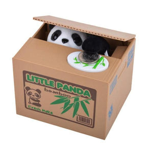 I Want It Baby Little Panda Money Box