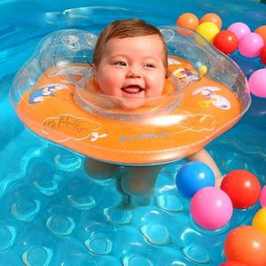 I Want It Baby Orange Baby Neck Float