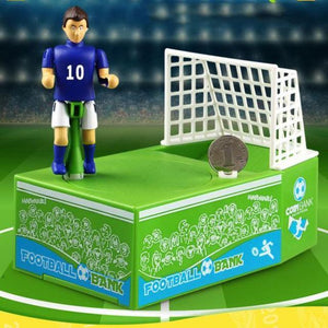 I Want It Baby Soccer Money Bank