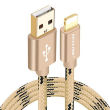 I Want It Gadget Gold / 50cm Tough Braided iPhone Cable
